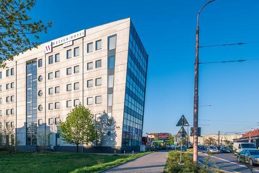 威瑟尔酒店 - 弗罗茨瓦夫 - 建筑