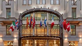 莫斯科尼科尔斯卡亚瑞吉酒店 - 莫斯科 - 建筑