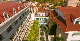 苏拉圣索菲亚大教堂酒店 - 伊斯坦布尔 - 户外景观