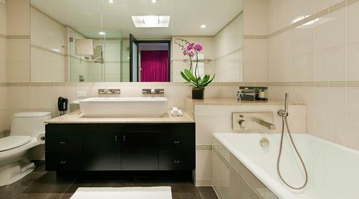美仑公园大道酒店 - 纽约 - 浴室