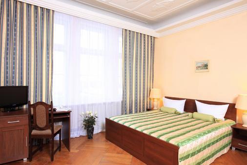 中央火霍夫中心旅馆 - 柏林 - 睡房