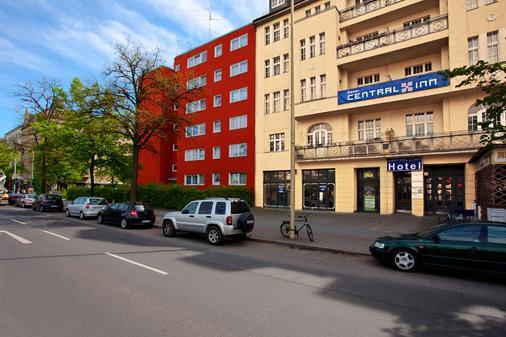 中央火霍夫中心旅馆 - 柏林 - 建筑