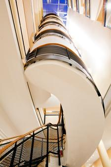 雷马克施泰根博阁酒店 - 奥斯纳布吕克 - 楼梯