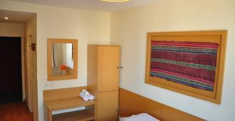 马戏团酒店及旅舍 - 布宜诺斯艾利斯 - 睡房
