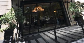 门多萨亚美利安酒店 - 门多萨 - 建筑