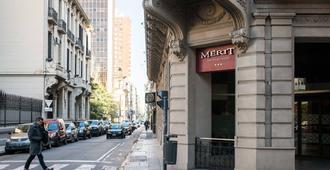 圣特尔莫美利特酒店 - 布宜诺斯艾利斯 - 建筑