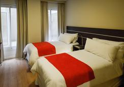 梅里特圣特尔莫酒店 - 布宜诺斯艾利斯 - 睡房