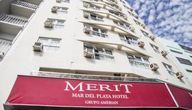 梅里特马德普拉塔酒店 - 马德普拉塔 - 建筑