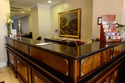 阿梅里安行政科尔多瓦酒店 - 科尔多瓦 - 柜台
