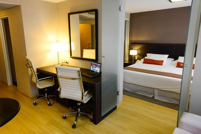 阿梅里安科尔多瓦公园酒店 - 科尔多瓦 - 睡房
