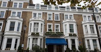 伦敦牛津酒店 - 伦敦 - 建筑