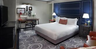 波士顿自由酒店 - 波士顿 - 睡房