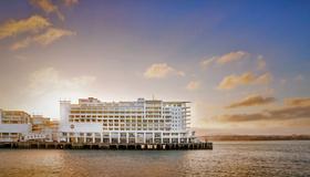 奥克兰希尔顿酒店 - 奥克兰 - 建筑