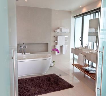 奥克兰希尔顿酒店 - 奥克兰 - 浴室