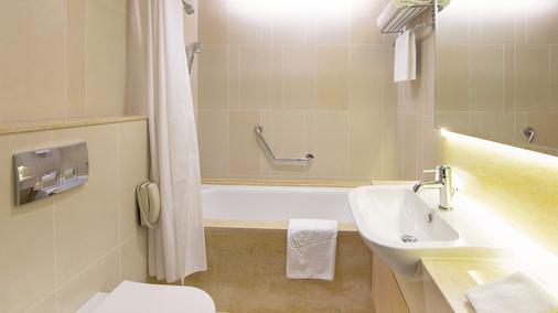 港青酒店 (前香港基督教青年会) - 香港 - 浴室