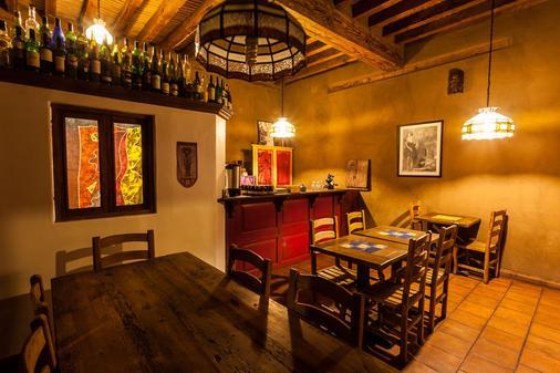 波萨达尤里胡安尼酒店 - Patzcuaro - 餐厅
