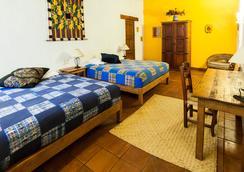 波萨达尤里胡安尼酒店 - 帕茨夸罗 - 睡房