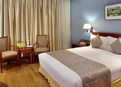 半岛大港有限公司酒店 - 吉大港 - 睡房