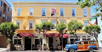 旧金山圣雷莫酒店 - 旧金山 - 建筑