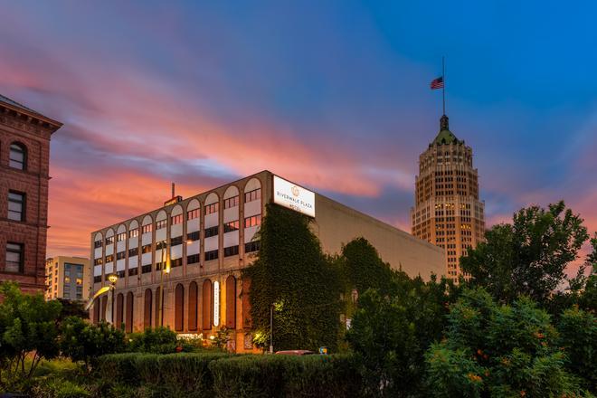 里弗沃克广场酒店 - 圣安东尼奥 - 建筑