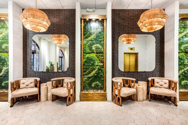 里弗沃克广场酒店 - 圣安东尼奥 - 大厅
