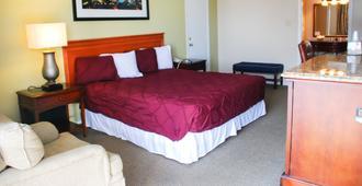 美国最佳酒店旗下深夜星空套房汽车旅馆 - 阿林顿 - 睡房