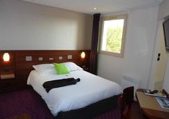 昂热公园展览会布里特酒店 - 卫城 - Angers - 睡房