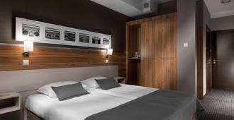 贝多芬酒店 - 格但斯克 - 睡房