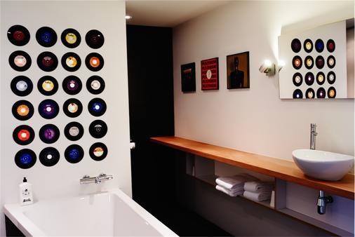 沃克斯酒店 - 阿姆斯特丹 - 浴室
