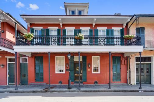Hotel Maison de Ville - 新奥尔良 - 建筑
