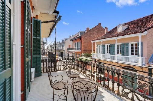 Hotel Maison de Ville - 新奥尔良 - 阳台