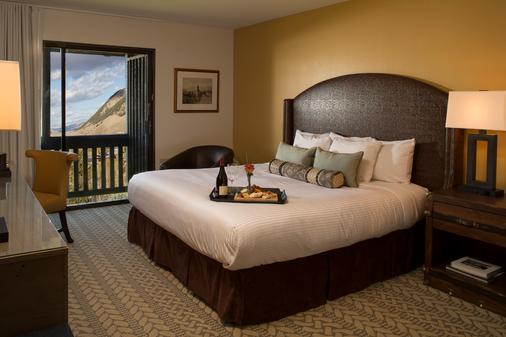 斯诺基恩度假酒店 - 杰克逊 - 睡房