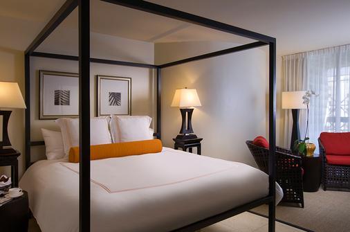 椰林梅菲尔酒店 - 迈阿密 - 睡房