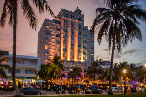 潮汐南方沙滩酒店 - 迈阿密海滩 - 建筑
