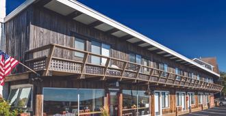 摩尔斯旅馆 - 普罗温斯敦 - 建筑