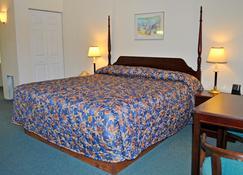 航海者汽车旅馆 - 圣伊尼亚斯 - 睡房