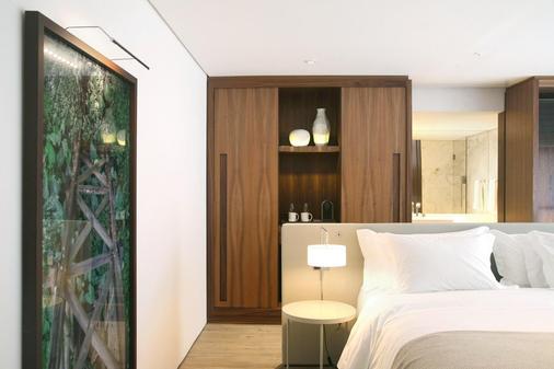 诺玛酒店 - 库里提巴 - 睡房