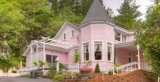 The Pink Mansion - 卡利斯托加 - 建筑