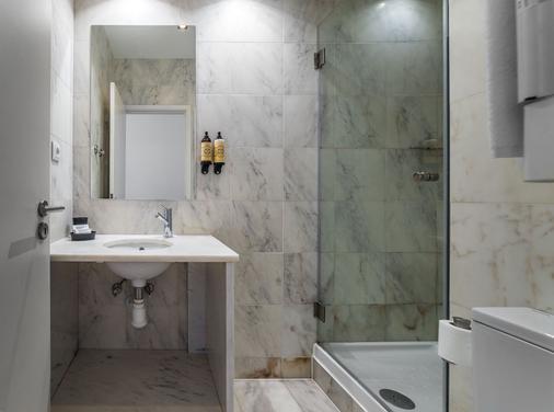 里贝拉特尤希尔都旅馆 - 里斯本 - 浴室