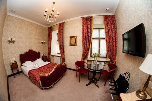 圣费德精品酒店 - 利沃夫 - 睡房