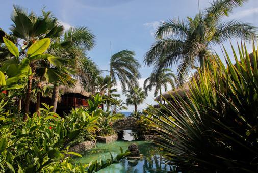 康提基海滩度假酒店 - 威廉斯塔德 - 户外景观