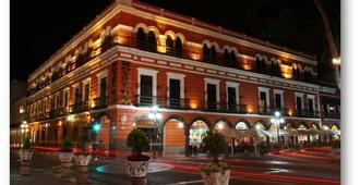德尔波塔酒店 - 普埃布拉 - 建筑