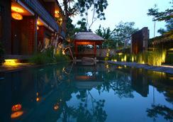 柑橘树别墅酒店-山竹 - 乌布 - 游泳池