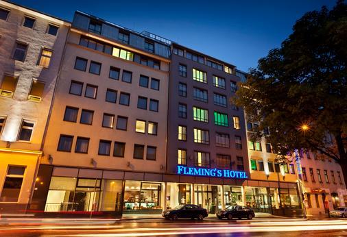 维也纳火车西站弗莱明酒店 - 维也纳 - 建筑
