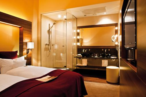 法兰克福美茵河畔弗莱明豪华酒店 - 法兰克福 - 睡房