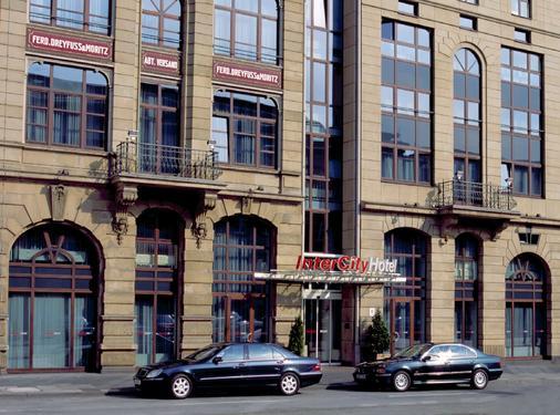 法兰克福城际酒店 - 法兰克福 - 建筑