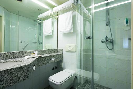 法兰克福城际酒店 - 法兰克福 - 浴室