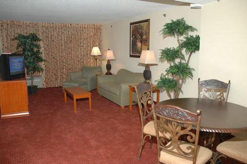 亚特兰大机场豪生国际酒店集团 - 大学公园市 - 客厅