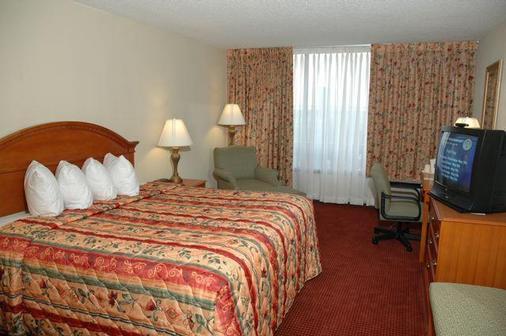 亚特兰大机场豪生国际酒店集团 - 大学公园市 - 睡房