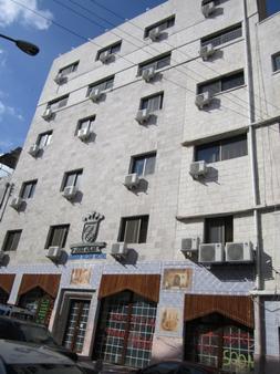 安曼帕夏酒店 - 安曼 - 建筑
